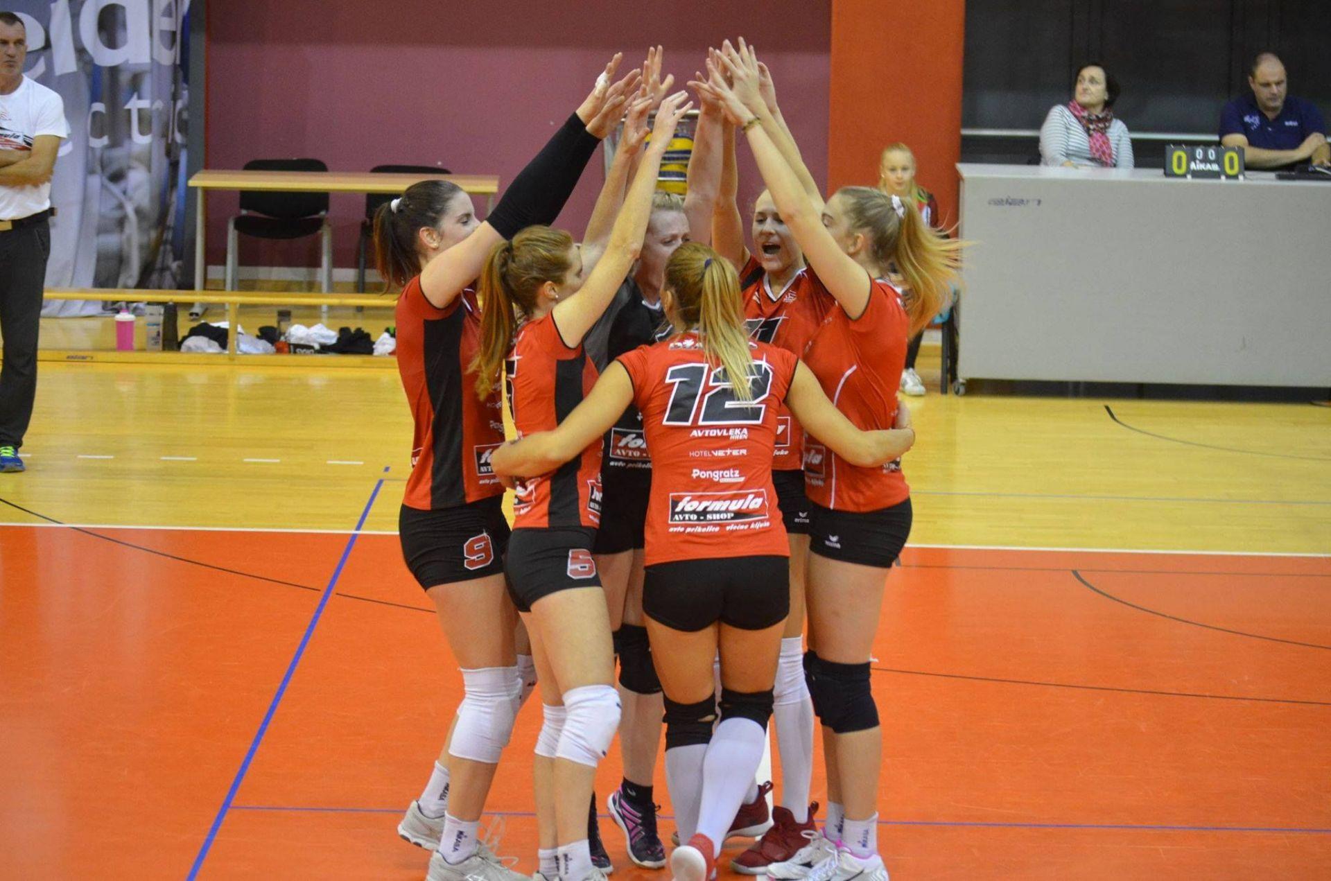 Marjana Zdovc Sporer / GEN-I Volley