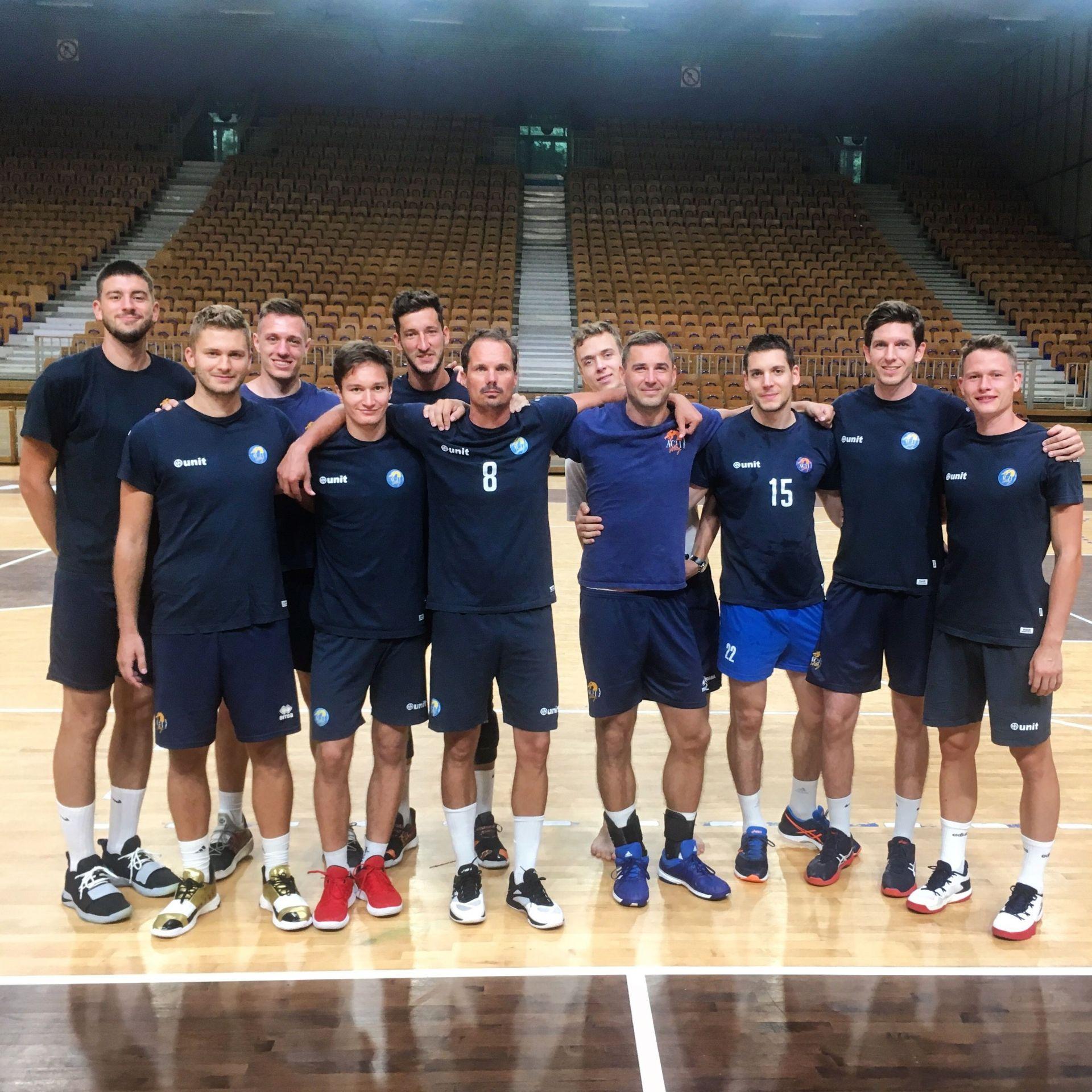 ACH Volley Ljubljana