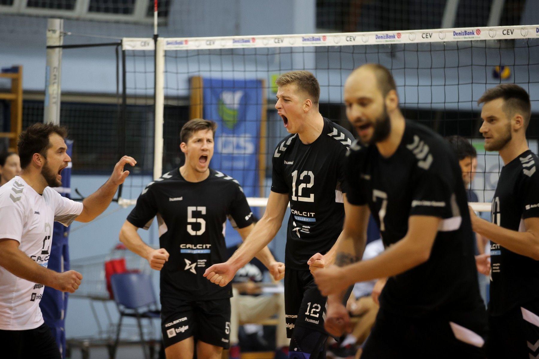 Klemen Brumec/Gen-i Volley