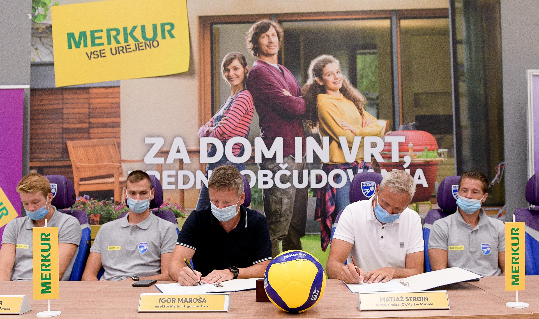 OK Merkur Maribor