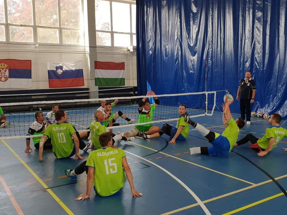 Sitting Volley Team Slovenija